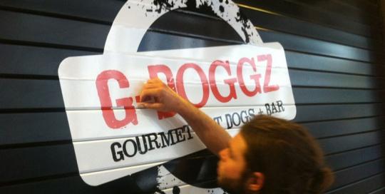 Signage-rollerdoor