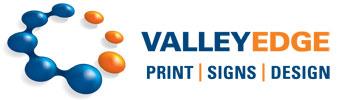 Valley Edge Printing Logo